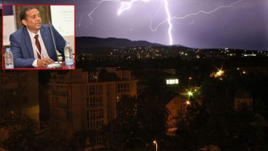 Експертът Ернесто Стефанов пред Dir.bg: Гумената подметка не спасява от мълния