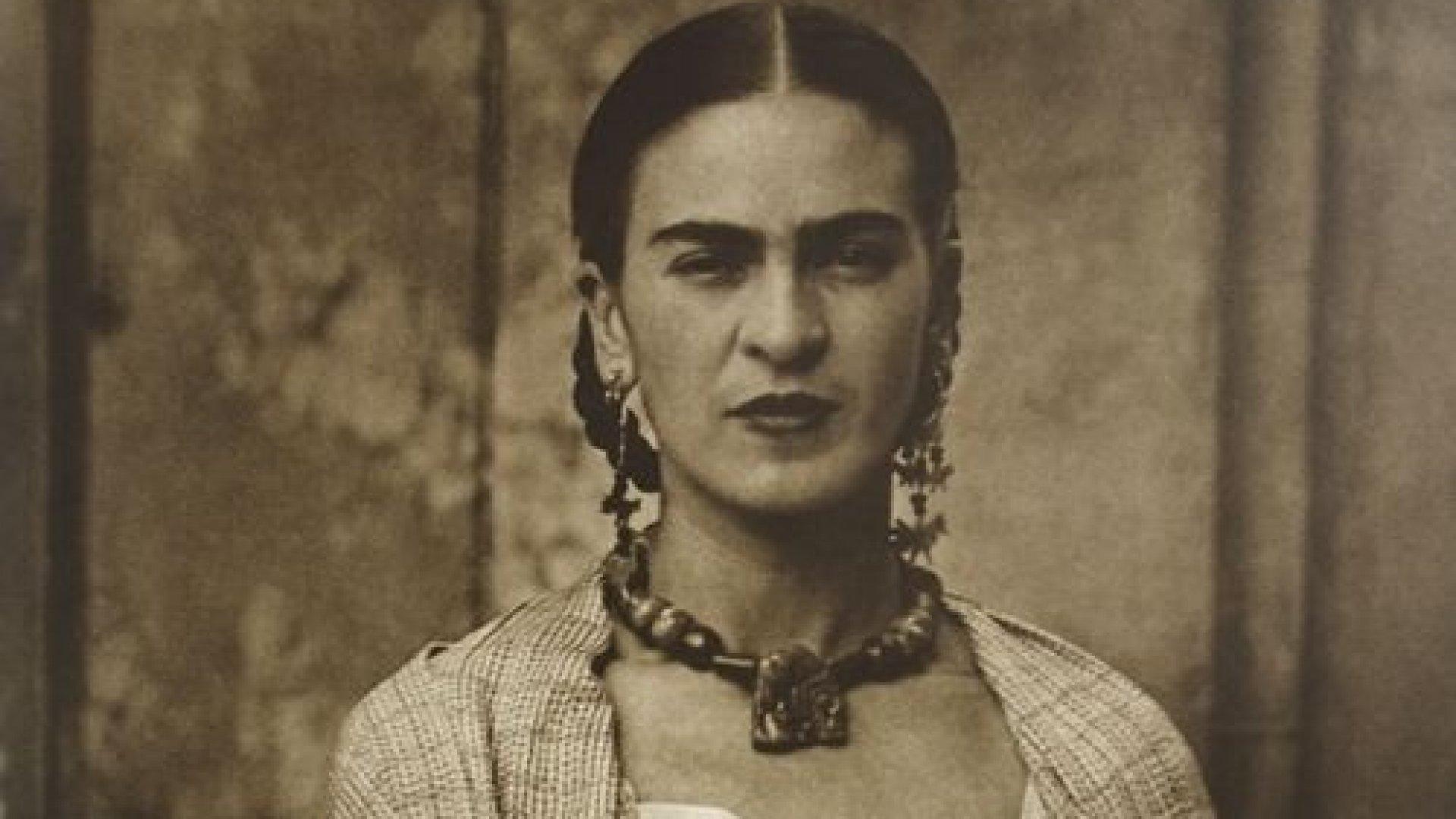 Вече е възможно да си направите вежди като на Фрида Кало