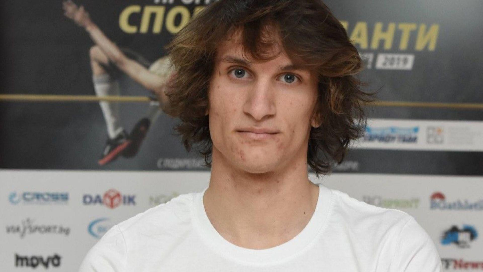 Михаил Иванов покри норматива за Европейско първенство