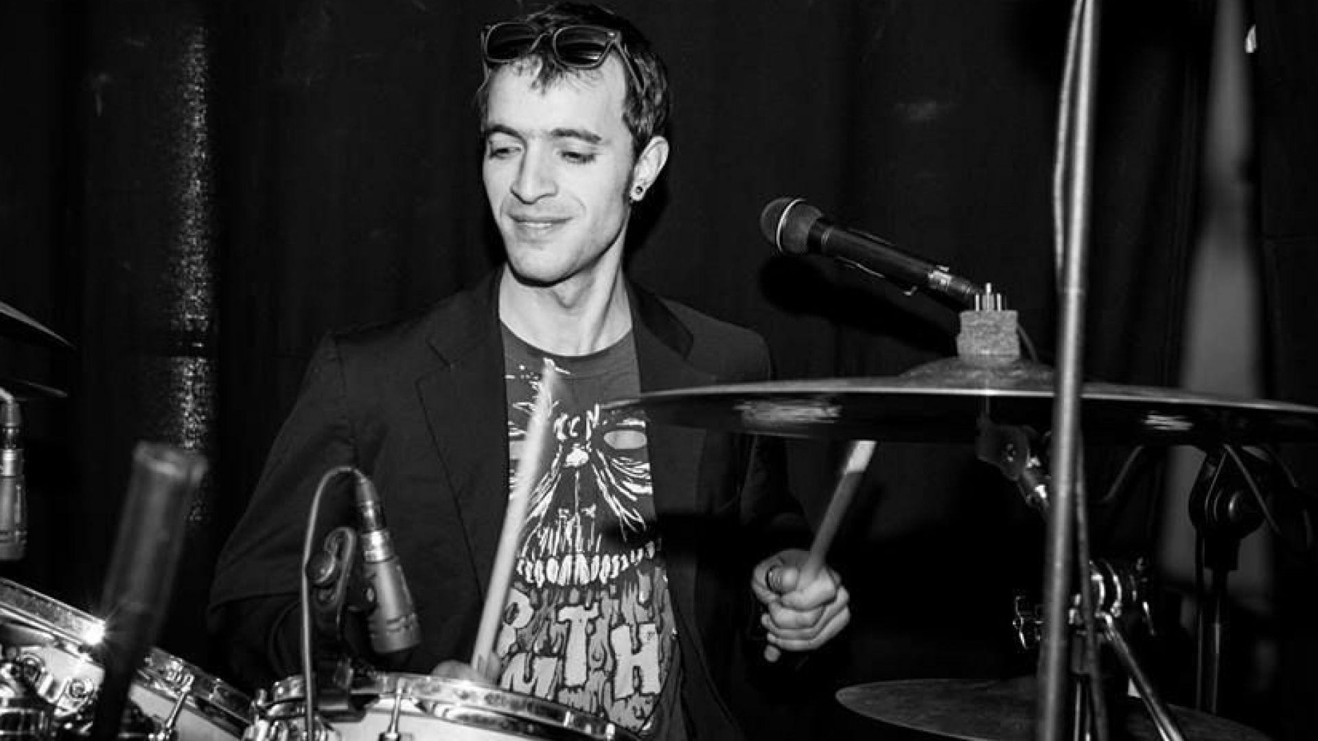 34-годишният барабанист на пловдивската рок банда