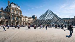 Лувърът стартира 4 месеца по-рано резервациите за изложбата на Леонардо