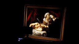 """Дали """"Юдит обезглавява Олоферн"""", открита на таван в Тулуза, е нарисувана от Караваджо?"""