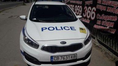 Варненец написа граждански фиш от 50 лв. на полицай (СНИМКИ)