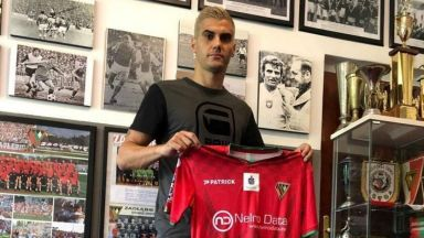 Защитникът Пламен Крачунов подписа с трети полски клуб