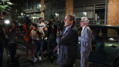 След 9-часов разпит освободиха Платини, заплашват го до 5 г. затвор