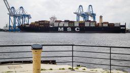 Хванаха над 16 тона кокаин за над $1 млрд. на кораб във Филаделфия (видео)