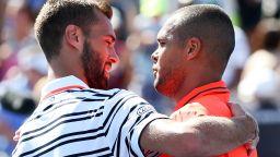 Франция показа защо е световен шампион по футбол... в тениса (видео)
