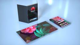 Huawei с иновативен патент за сгъваем смартфон