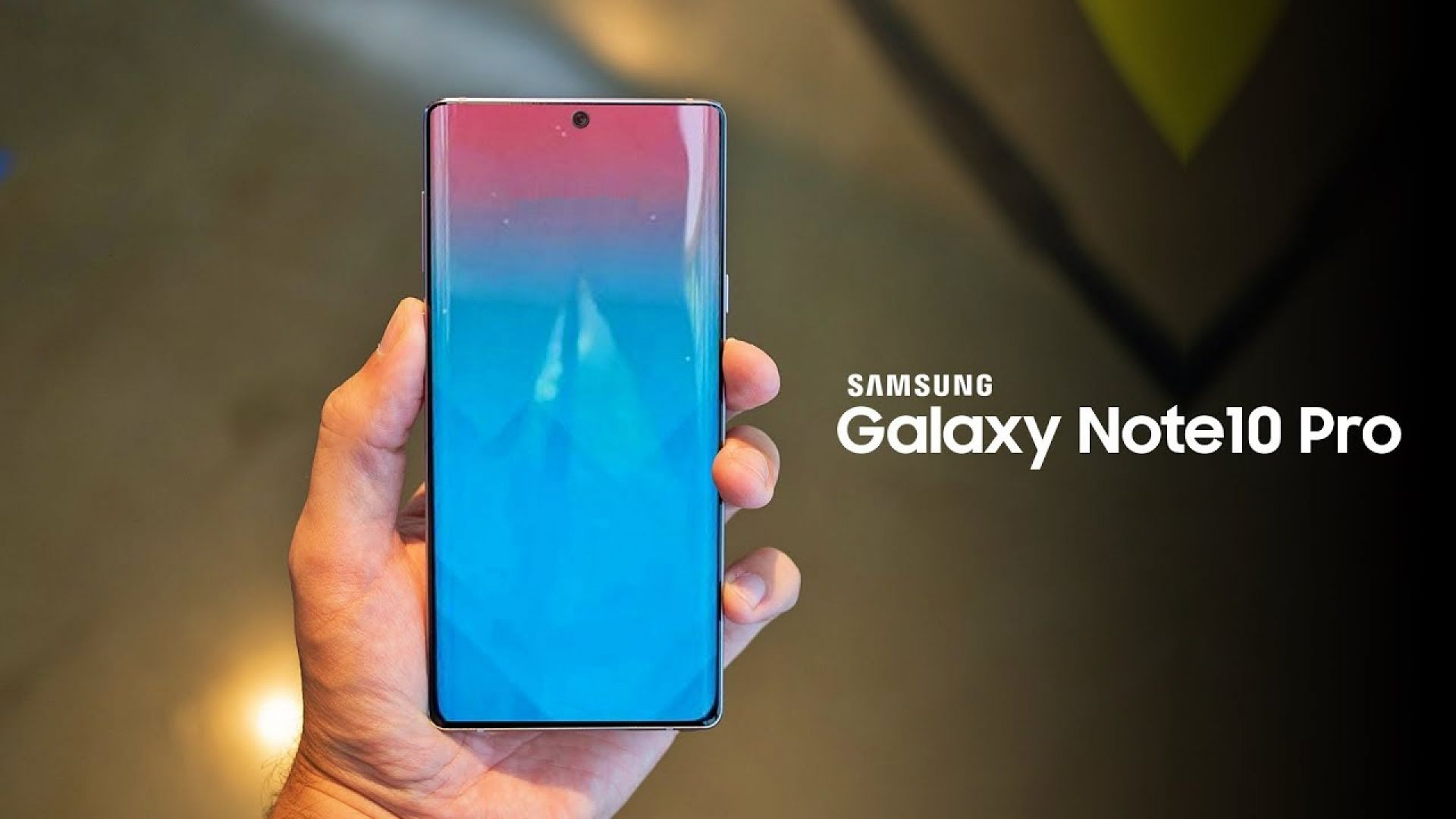 Galaxy Note10 и търговската война между Япония и Южна Корея