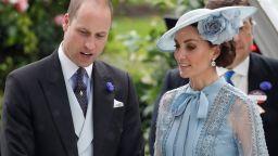 Кейт избра Ellie Saab за традиционния панаир на суетата Royal Ascot
