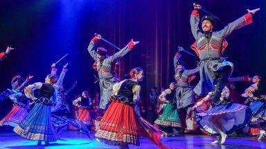 Легендарният Кубански казашки хор напълни зала 1 на НДК