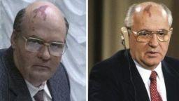 """Сравнете актьорите от хитовия сериал """"Чернобил"""" и реалните участници в ядрената трагедия"""