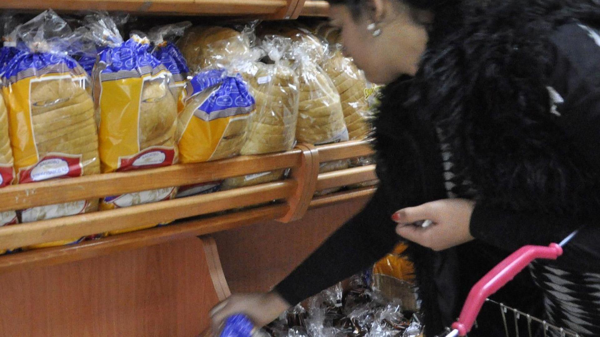 Хлябът няма да поевтинее и с намален ДДС