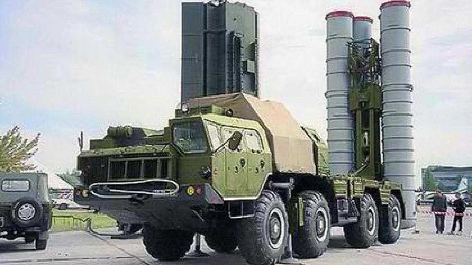 С-500 ще ползва същите ракетоносци, като С-400
