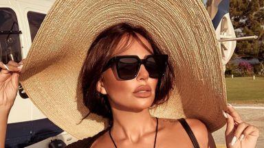 Николета Лозанова тъне в лукс в Мармарис