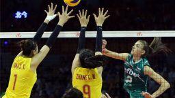 Националките загубиха тежко от олимпийския шампион Китай