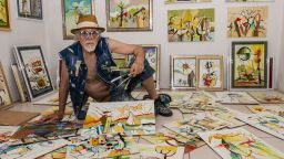 Иван Яхнаджиев: Картината е диалог на художника с онзи, който я гледа