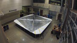 Тестват апарат, който може да достигне до други звезди