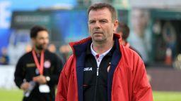 Стойчо Младенов се обърна към феновете след назначаването му в ЦСКА
