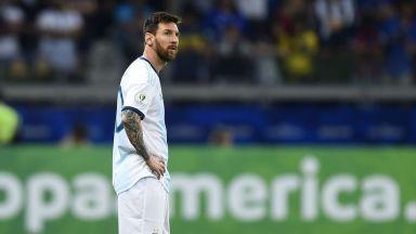 Нова грандиозна мъка за Меси и Аржентина