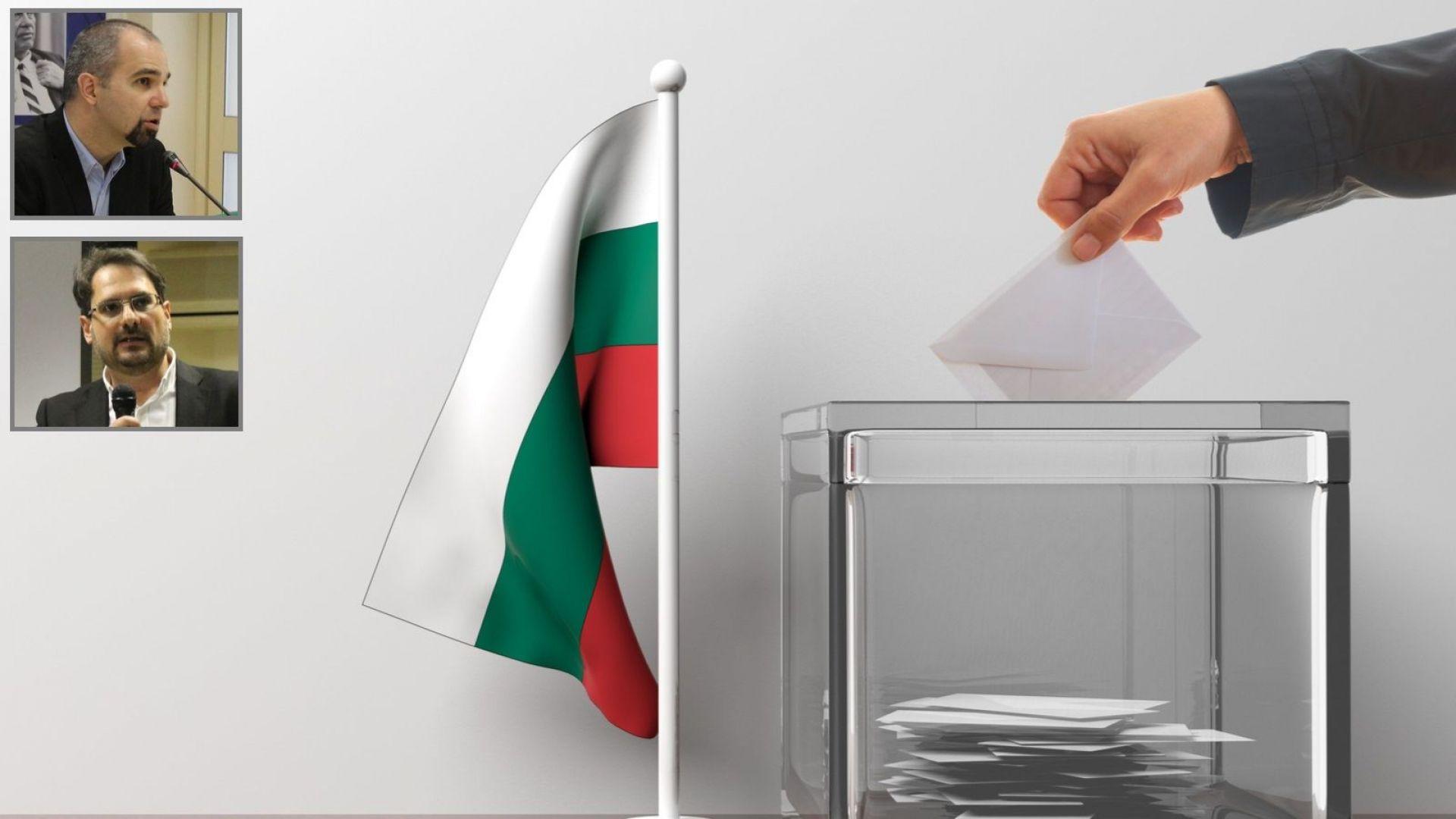 Малките - наказани, а големите - захванати: Първан Симеонов и Даниел Смилов за 1 лв. за глас