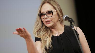 Италианската кино легенда Орнела Мути е в България