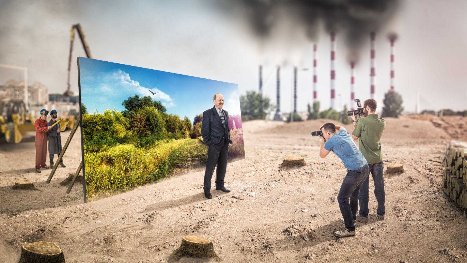 Петролна компания предвидила затоплянето още през 1982, но го е криела