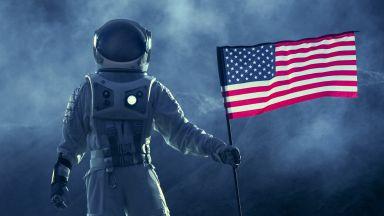 1/4 от американците смятат, че трябва да се пращат хора на Марс и Луната