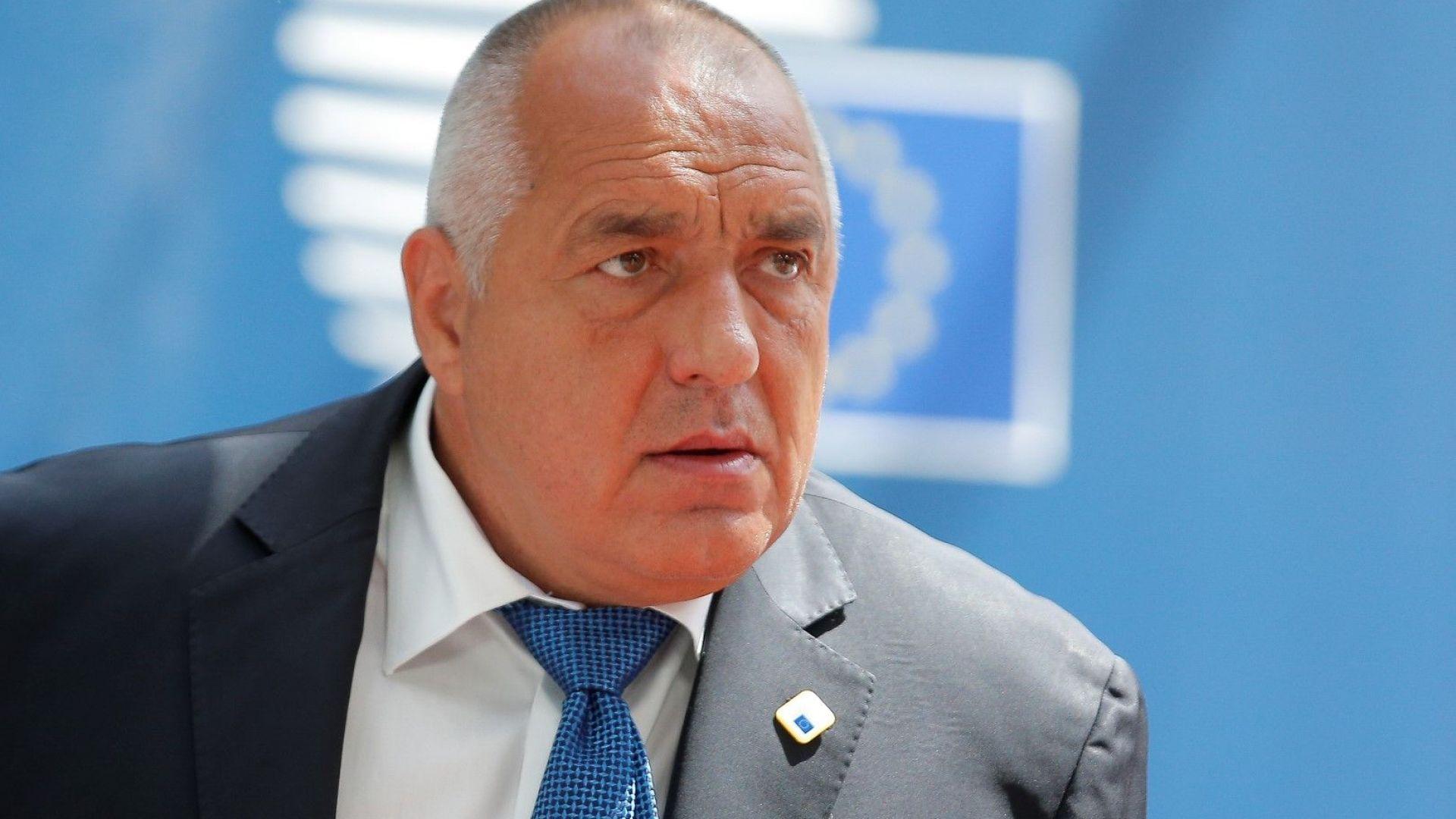 Бойко Борисов говори с Борис Джонсън: Правим всичко, за да има Брекзит със сделка