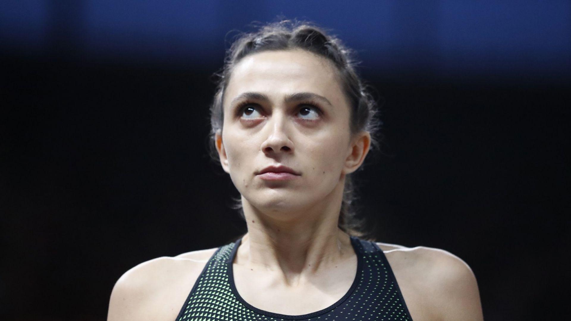 Нов неуспешен опит за рекорда на Стефка Костадинова