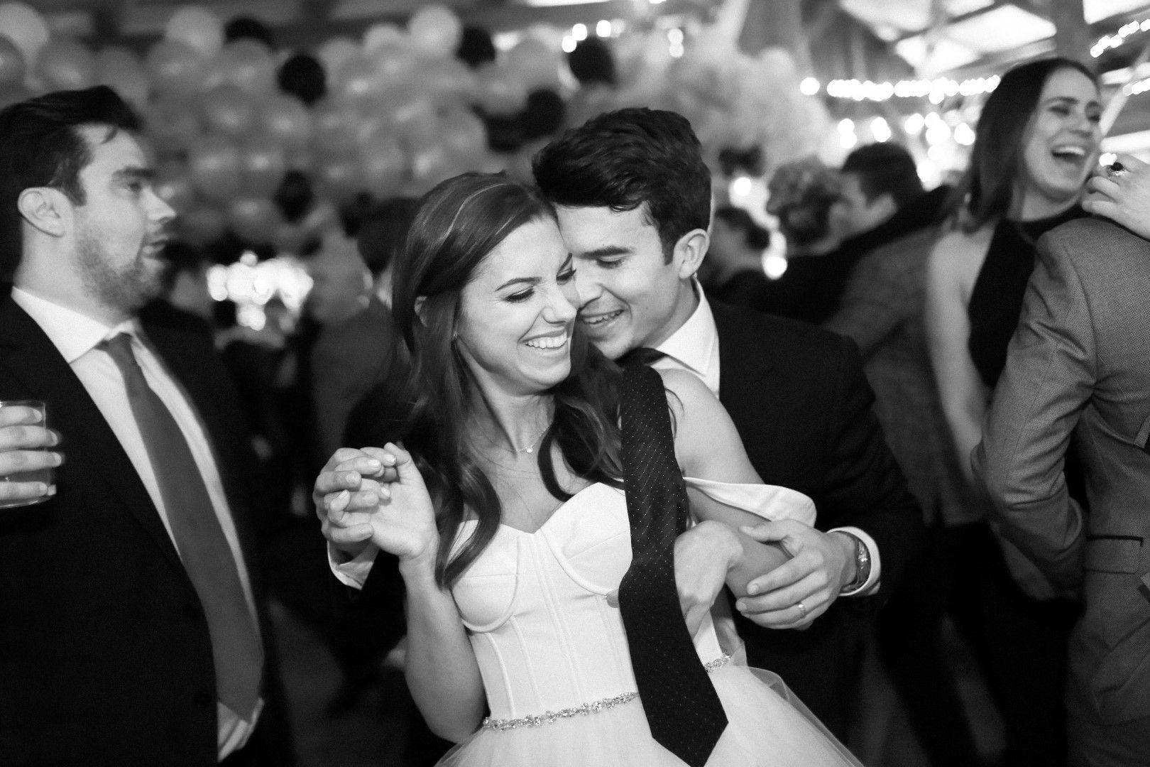 Сватбата на Алекс и Сервандо Караско