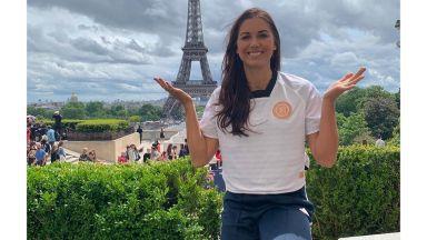 Звездата на световния шампион ще гони второ олимпийско злато три месеца след раждане