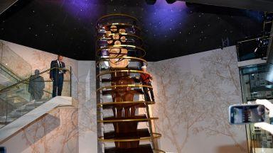 Рекорд за най-висок шоколадов фонтан в Австрия