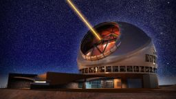 Наблюдаваха рекордно висока енергия в космоса