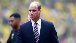 Принц Уилям отпразнува 37-ия си рожден ден