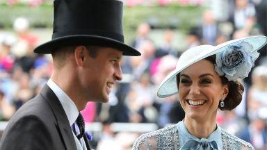Принц Уилям и Кейт са най-социално значими