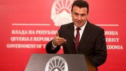 Заев: Позицията на България противоречи на международното право