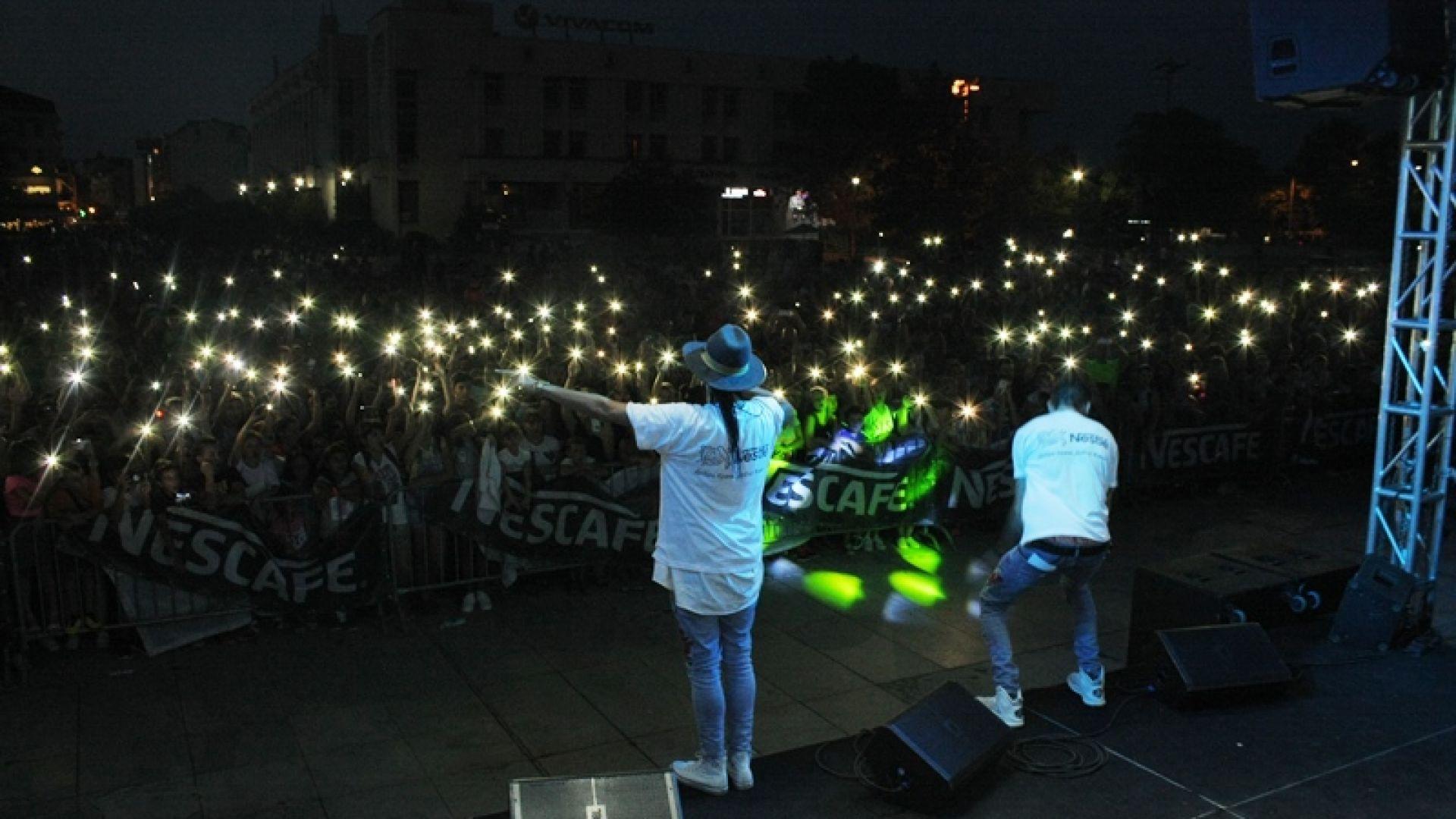 Нестле за Живей Активно! София 2019 ще завърши с концерт на Pavell & Venci Venc', DARA, Ballan и Играта