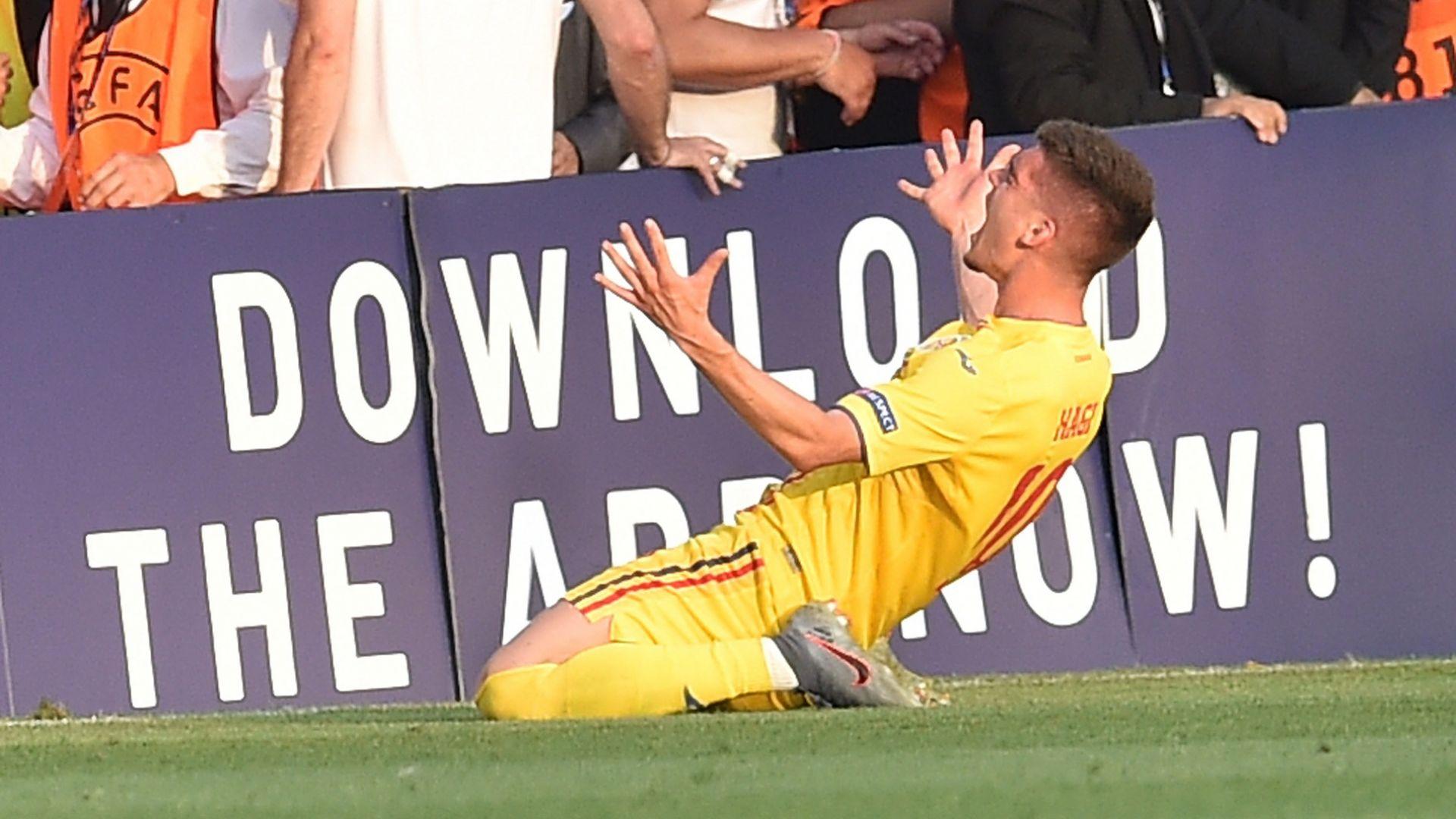 4 румънски гола изхвърлиха Англия от Европейското