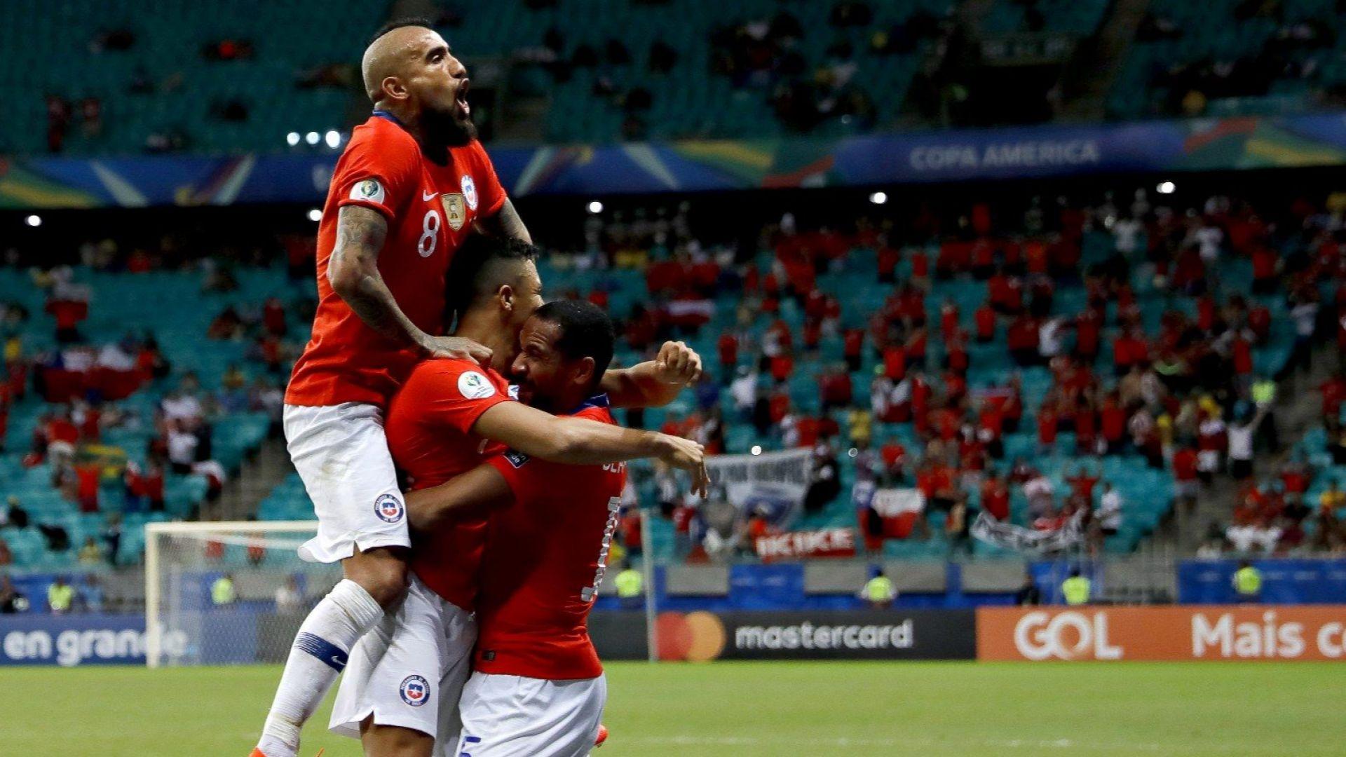 Люта битка, красиви голове и Чили в елиминациите