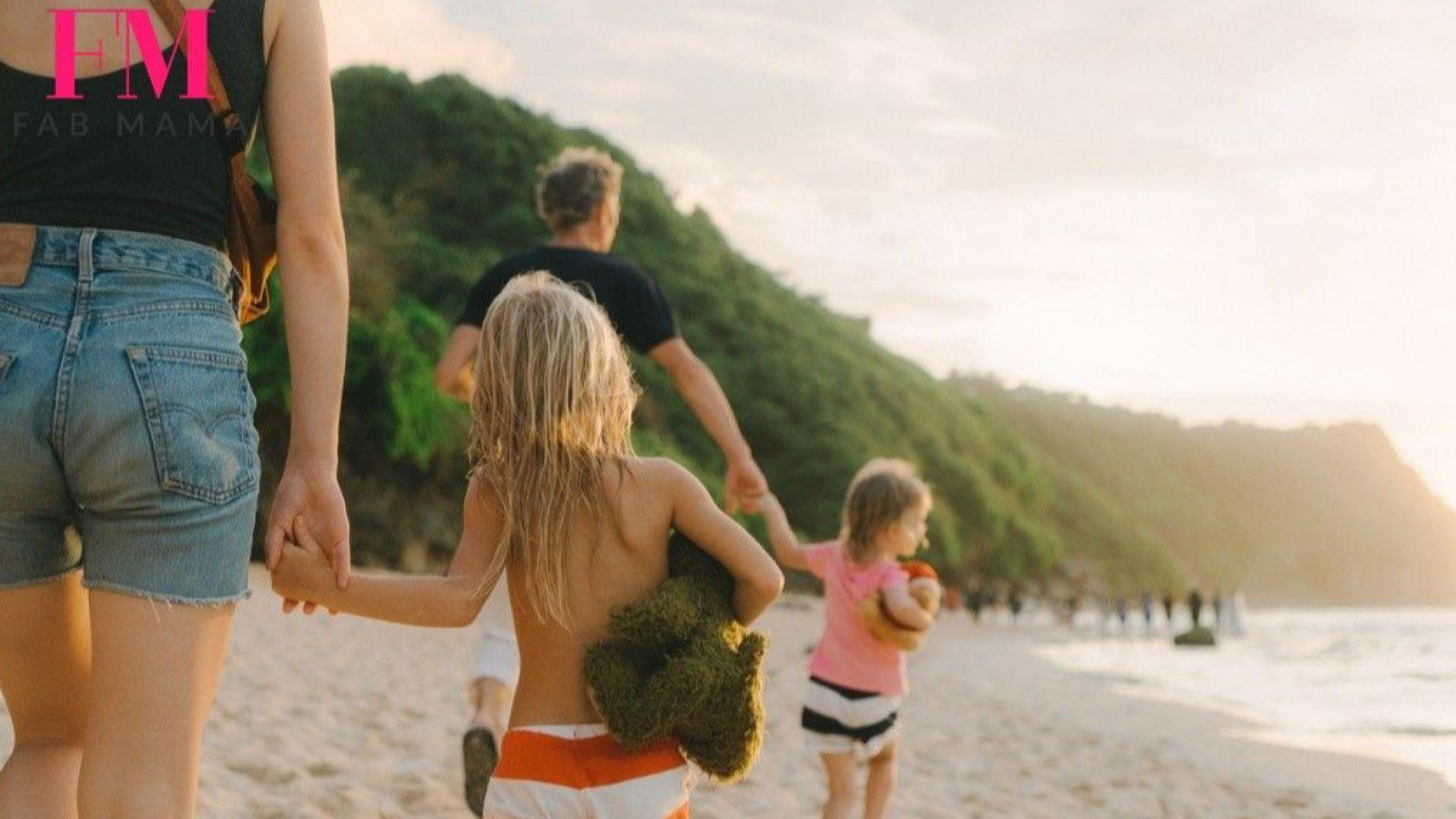 С деца на плажа. За какво да внимаваме?