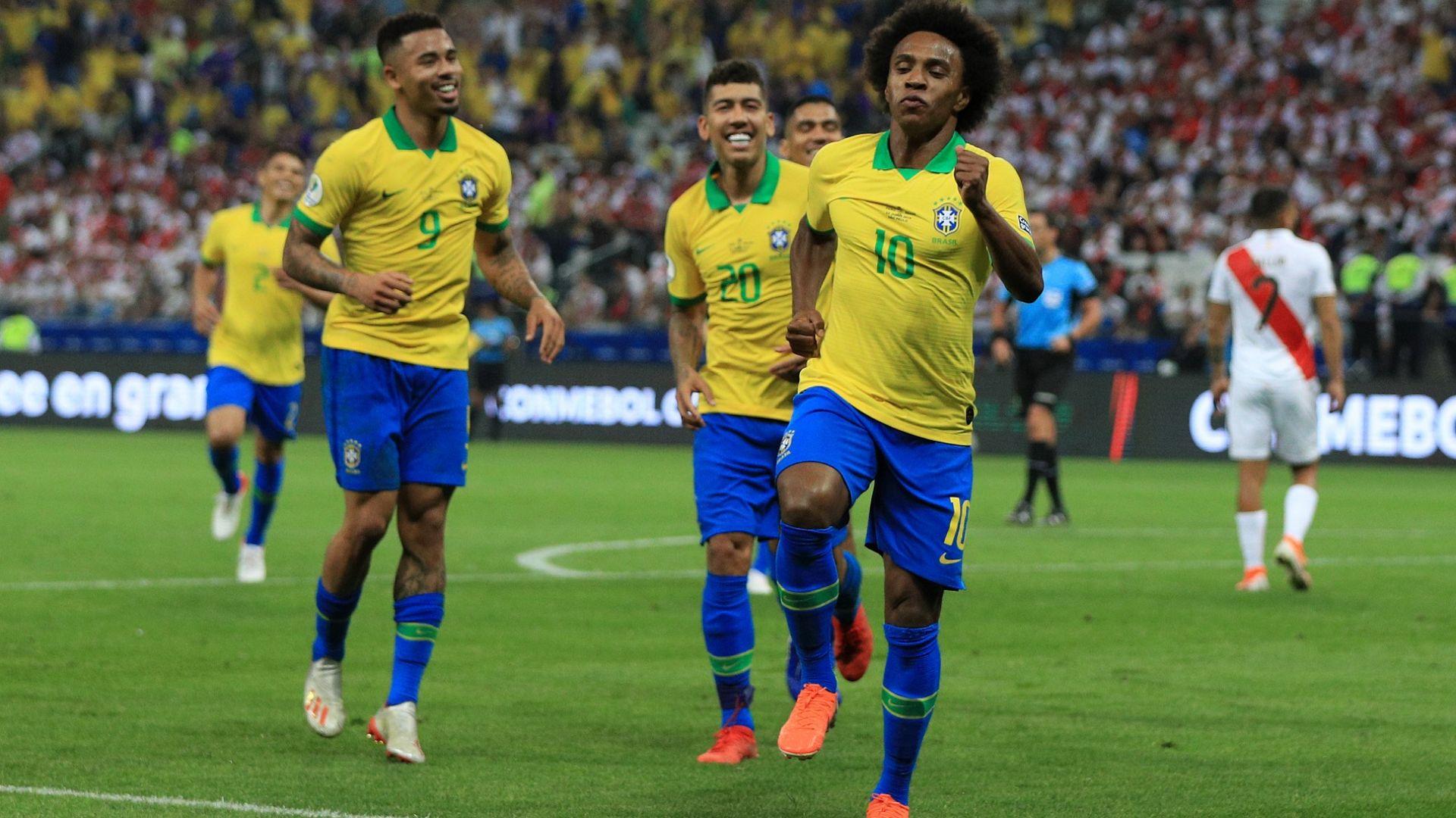 Бразилия се развихри за място в елиминациите
