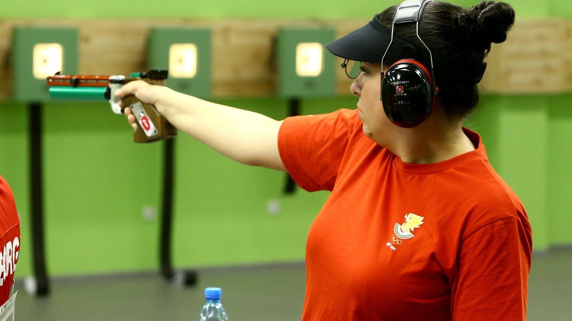 Антоанета Бонева донесе нов медал за България от Европейските игри