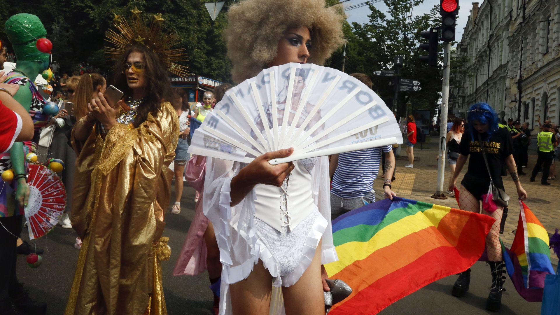 Първият гей парад в Северна Македония ще се състои в събота