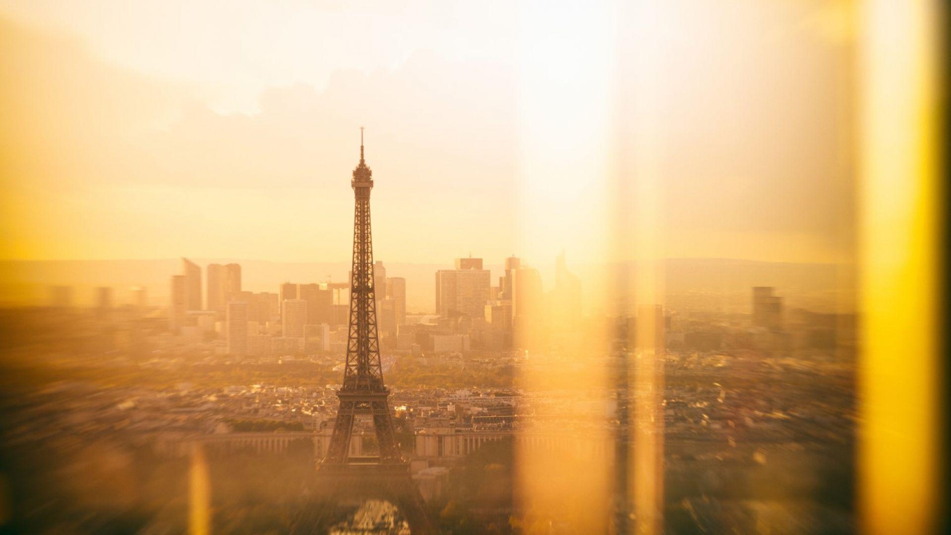 Жега в Западна Европа: Париж счупи исторически рекорд от 70 години
