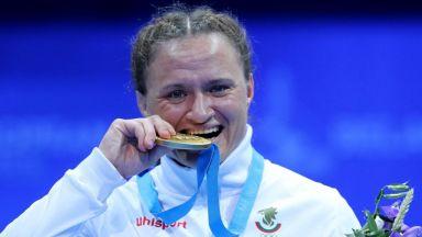 Мария Оряшкова грабна пета световна титла