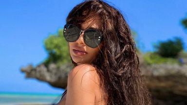 Сестрата на Николета Лозанова я конкурира по сексапил