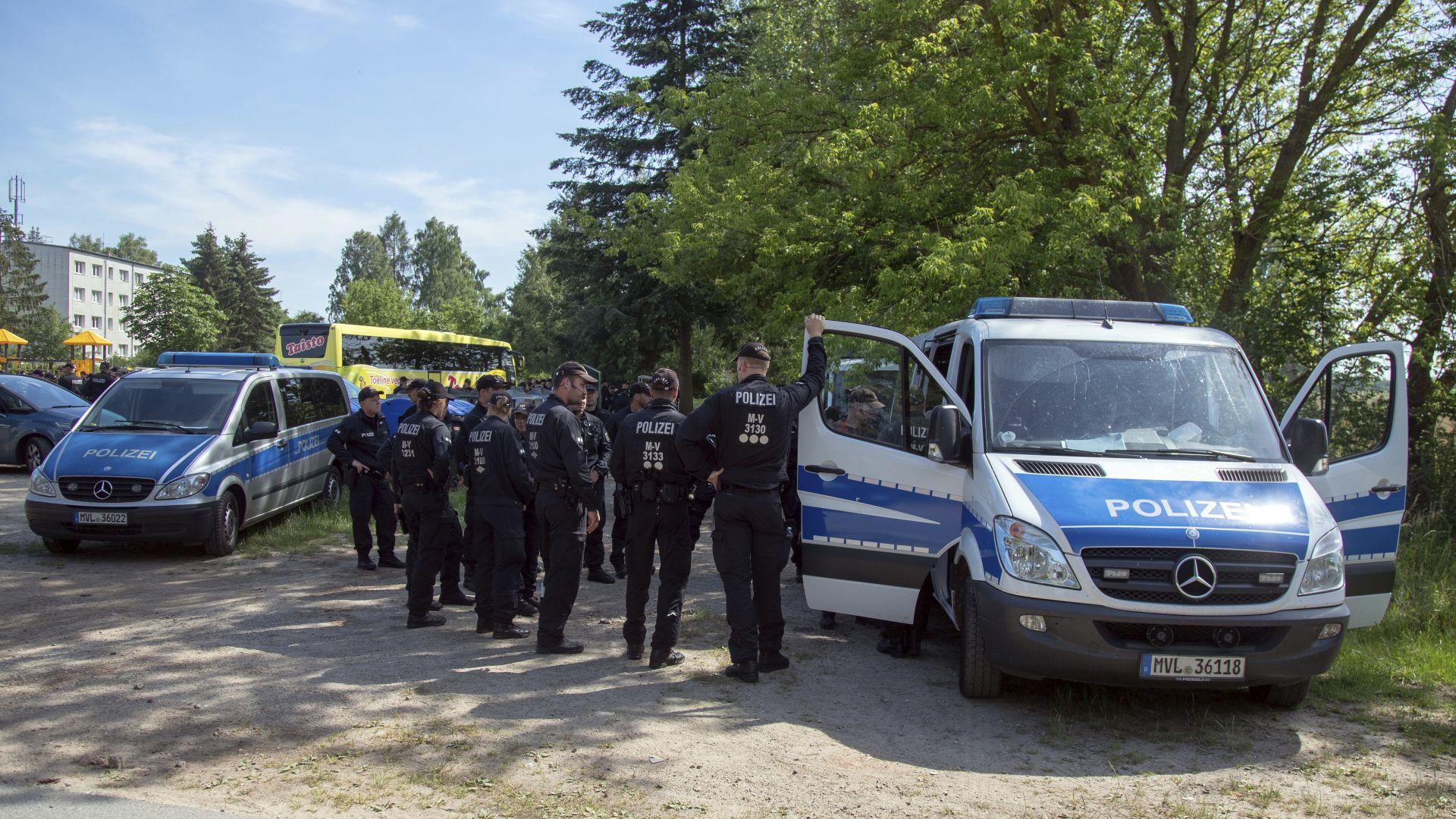 Убиецът на грузинеца в Берлин бил свързан с руските служби