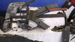 Сирия свали дрон с касетъчни боеприпаси близо до Голанските възвишения