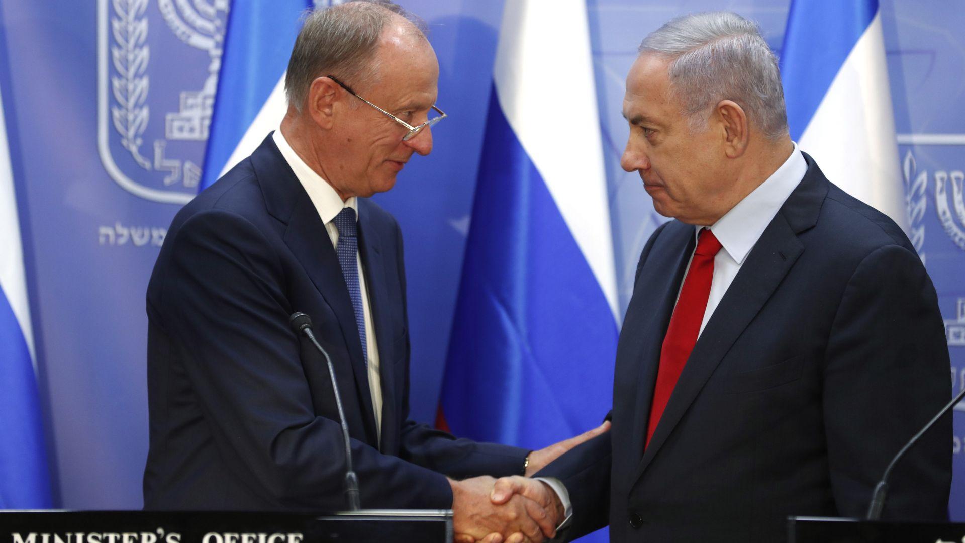 Израел няма да допусне Иран да се окопае на неговата